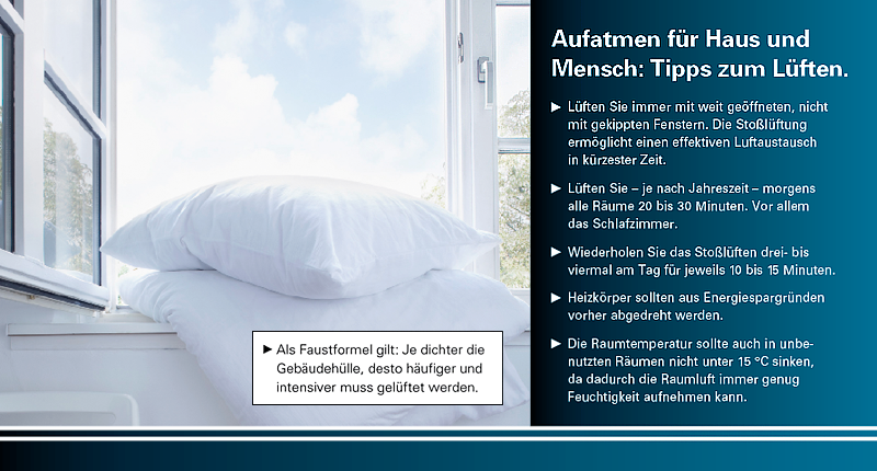 Gesundes Raumklima - Clemens Funke GmbH & Co. KG - Gesundes Raumklima